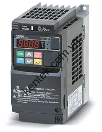 Biến tần Omron 3G3MX2-A2004-V1