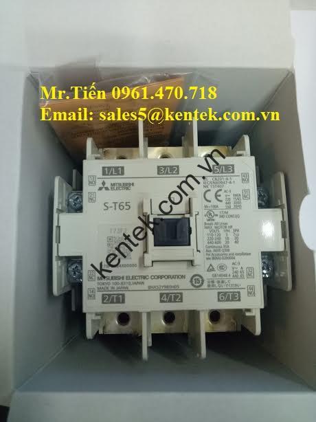 Contactor Mitsubishi S-T65