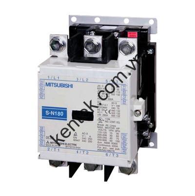 Contactor S-N180 AC200V 2A2B