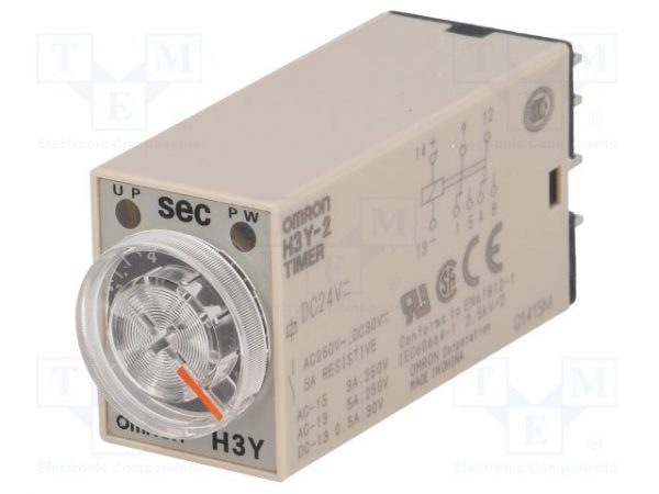 Timer H3Y-2 AC200-230 60S