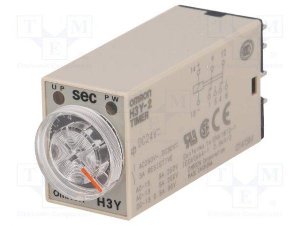 Timer H3Y-4 AC200-230 10M