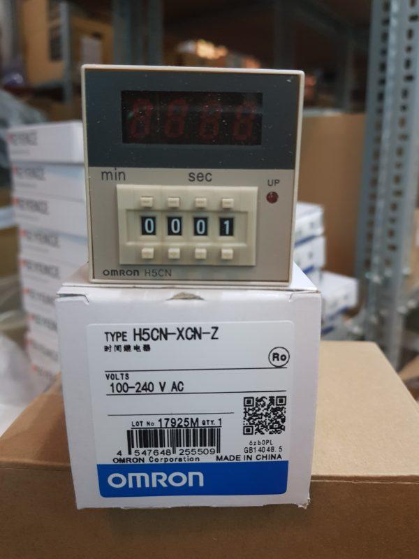 Timer Omron H5CN-XCN-Z AC100-240